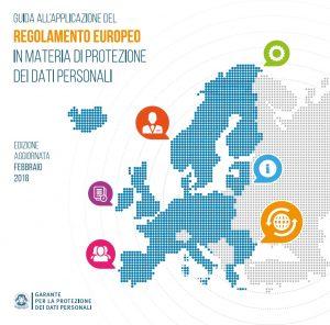 Regolamento Europeo in materia di trattamento dati personali